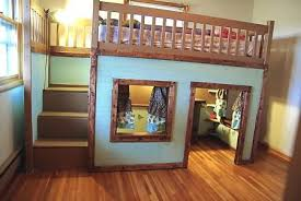 Kid bed in Tiny House