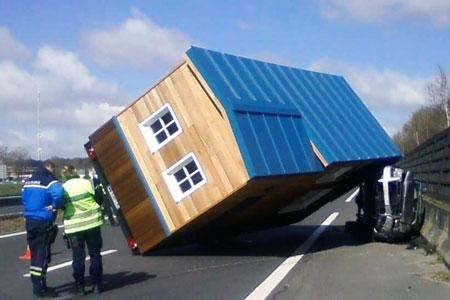 Tipped Tiny House
